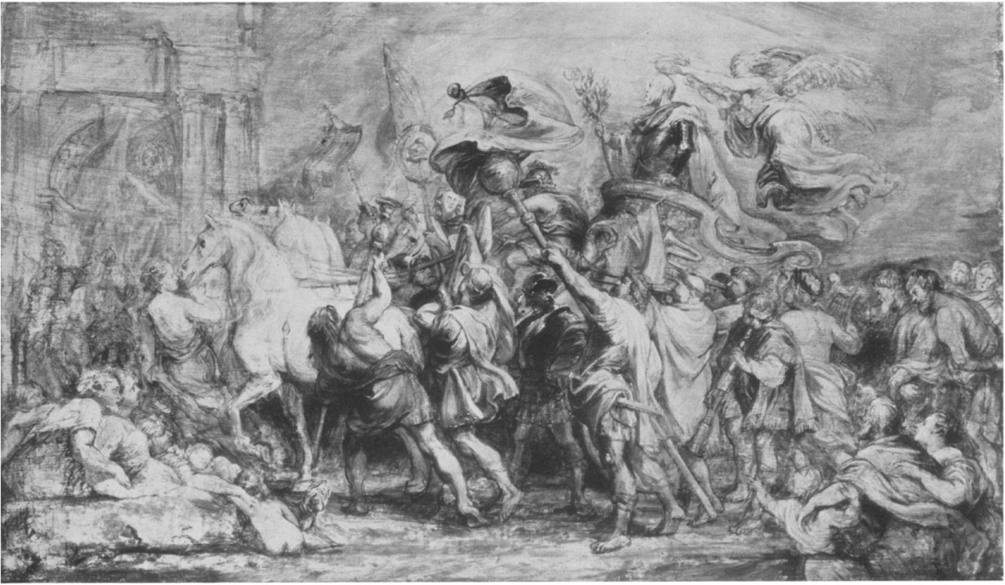 The Triumph of Henry IV Artist: Peter Paul Rubens      (Flemish, Siegen 1577–1640    Antwerp)